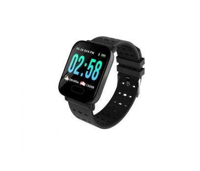 Gomax Watch X6 Akıllı Saat Bileklik Mavi