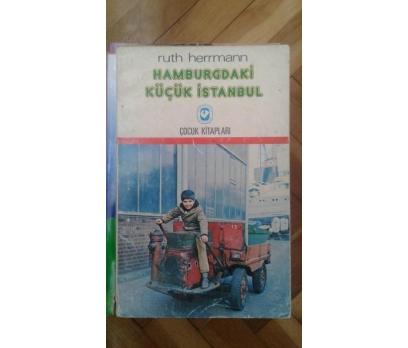 HAMBURGDAKİ KÜÇÜK İSTANBUL RUTH HERRMANN