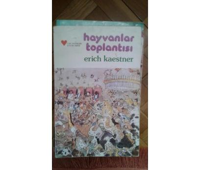 HAYVANLAR TOPLANTISI ERICH KASTNER