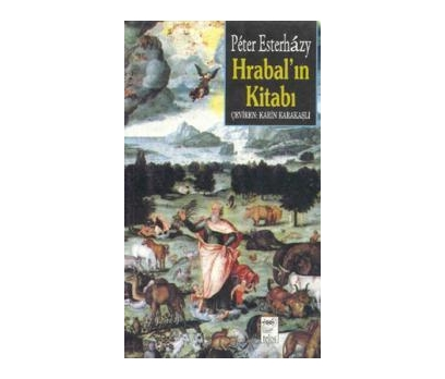 HRABAL'IN KİTABI PETER ESTERHAZY