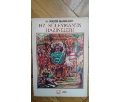 HZ. SÜLEYMAN'IN HAZİNELERİ H. RIDER HAGGARD
