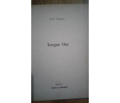 ISIRGAN OTU PAUL WAGNER