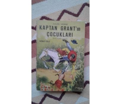 KAPTAN GRANTIN ÇOCUKLARI - 2. CİLT  JULES VERNE