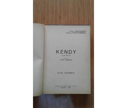 KENDY TERRY SOUTHERN - MASON HOFFENBERG