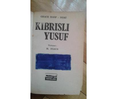 KIBRISLI YUSUF GRACE RASP NURİ