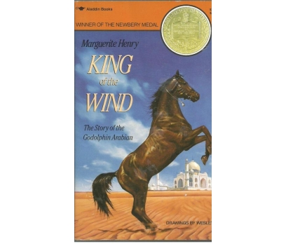 KING OF THE WIND MARGUERİTE HENRY
