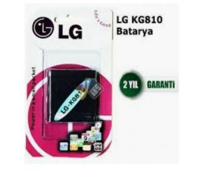 LG KG810 ORJİNAL SIFIR BATARYA + HIZLI KARGO!