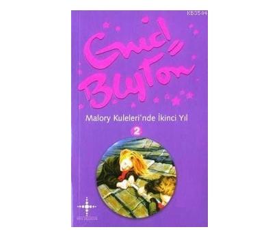 MALORY KULELERİ'NDEİKİNCİ YIL ENID BLYTON
