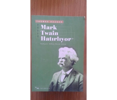 MARK TWAİN HATIRLIYOR THOMAS HAUSER