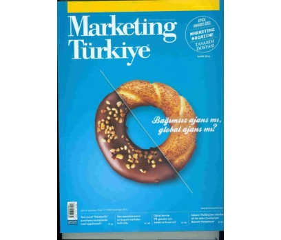 MARKETING TÜRKİYE SAYI 298 ARALIK 2014 EPICA AWARD