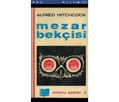 MEZAR BEKÇİSİ ALFRED HITCHCOCK