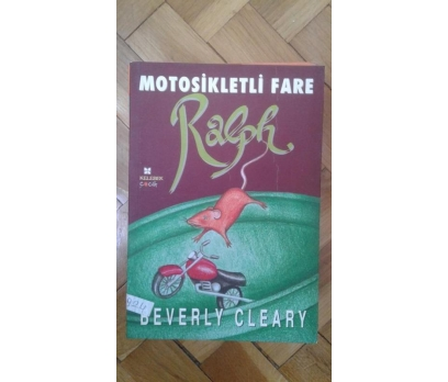 MOTOSİKLETLİ FARE RALPH BEVERLY CLEARY
