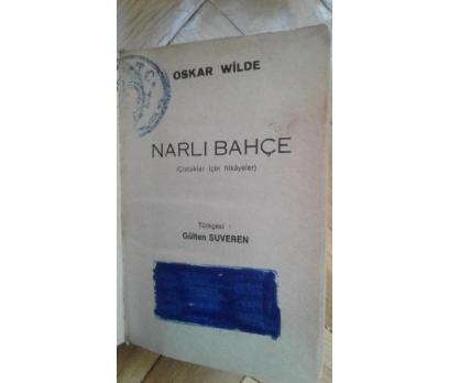 NARLI BAHÇE - CEP BOY OSCAR WILDE