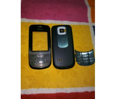 Nokia 3600s Orijinal Komple Kapak ve Tuş Seti Full