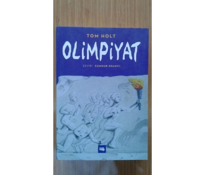 OLİMPİYAT TOM HOLT