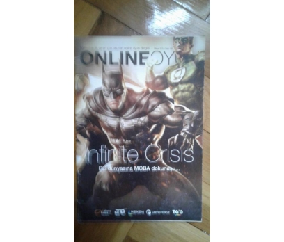 online oyun dergisi infinite crisis