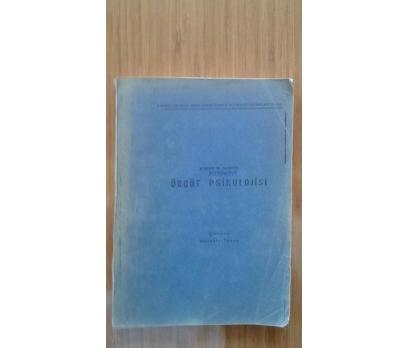 ÖRGÜT PSİKOLOJİSİ EDGAR H. SCHEIN