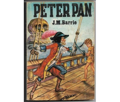 PETER PAN J. M. BARRIE 1 2x