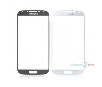 Samsung Galaxy S4 Mini Ön Cam Dokunmatik Lensi Siyah