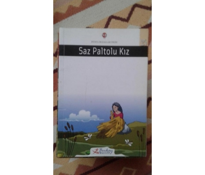 SAZ PALTOLU KIZ
