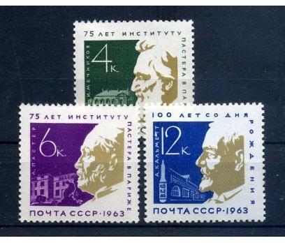 SOVYETLER B.1963 ** PASTEUR ENST. SÜPER( K-0214 )