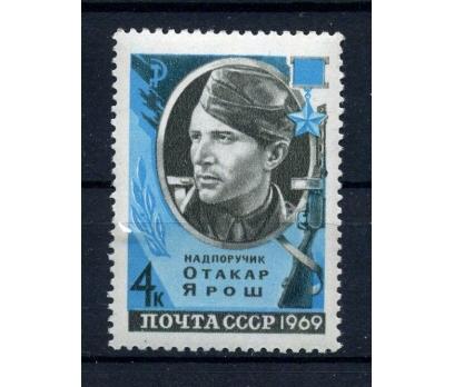 SSCB** 1969 KAHRAMANLAR TAM SERİ (161015)