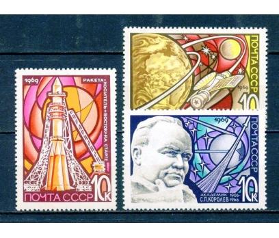 SSCB ** 1969 KOZMONOTLUK GÜNÜ SÜPER (300715)