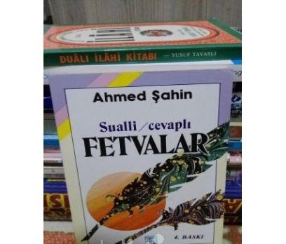 SUALLİ CEVAPLI FETVALAR  AHMED ŞAHİN