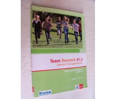 TEAM DEUTSCH A1.2 Deutsch für Jugendliche KURS UND 1