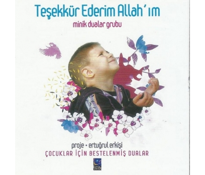 TEŞEKKÜR EDERİM ALLAHIM / ALBÜM KLİPLERİ VCD