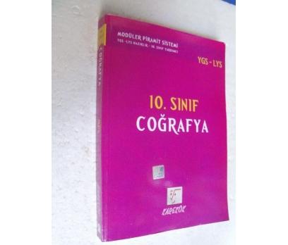 YGS-LYS 10. SINIF COĞRAFYA Sıfır
