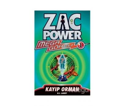 ZAC POWER - KAYIP ORMAN / MEGA GÖREV 1 H.I. LARR 1