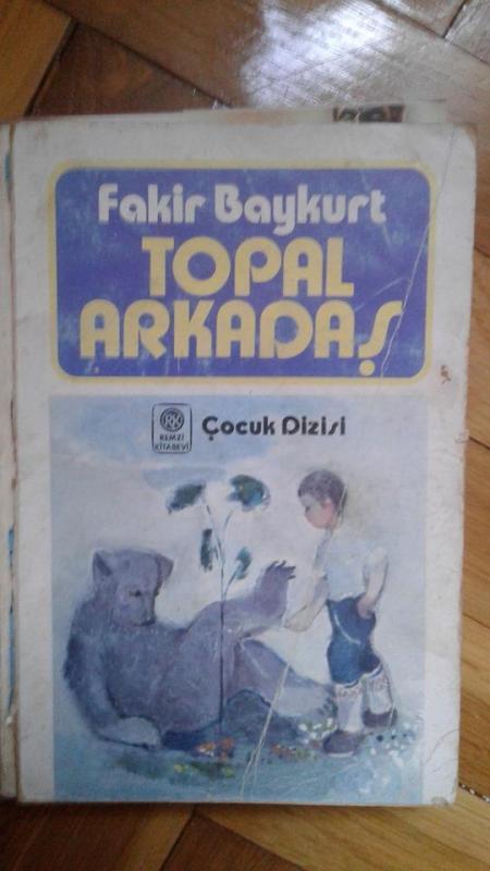 TOPAL ARKADAŞ FAKİR BAYKURT 1