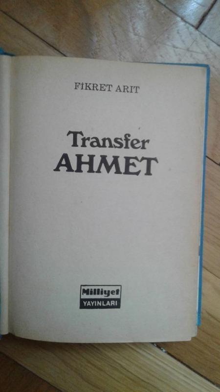 TRANSFER AHMET FİKRET ARIT 1