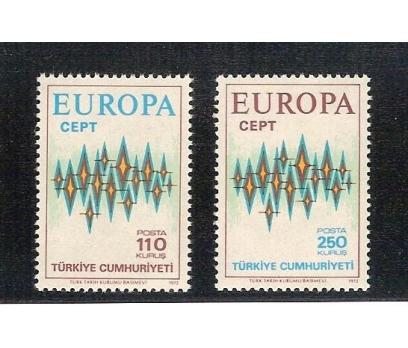 1972 Avrupa-CEPT tam seri (MNH)