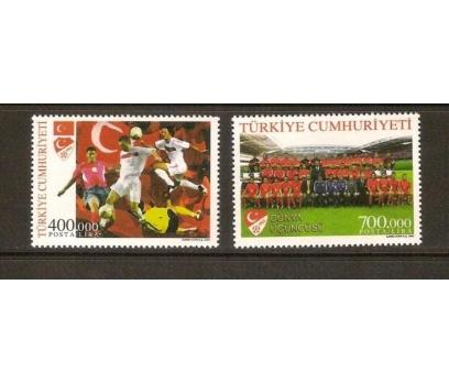 2002 Dünya Kupası Şamp. Üçüncüsü Türkiye  (MNH)