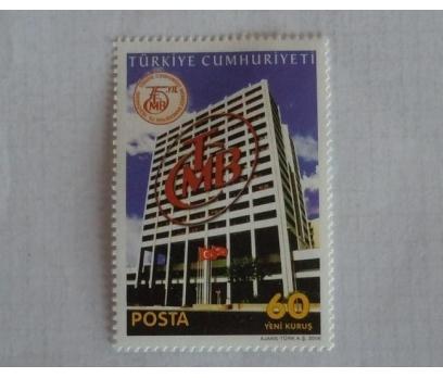 2006 T.C. MERKEZ BANKASI  Tam seri (MNH)