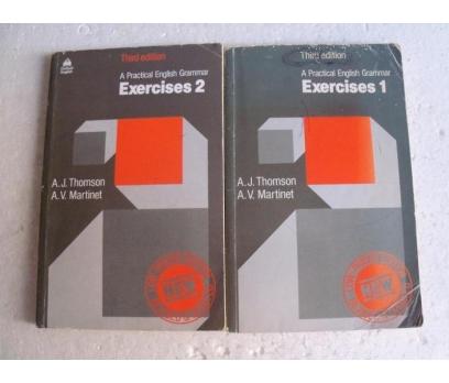 A PRACTICAL ENGLISH GRAMMAR EXERCISES 1-2 THOMSON