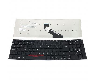 Acer Aspire ES1-531-C3A5 Klavye Tuş Takımı Muadil Q Siyah Türkçe