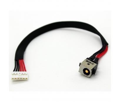 Asus X550LB-XO025D, X550LB-XO025H Power Jack Şarj Soketi KABLOLU Adaptör Soketi