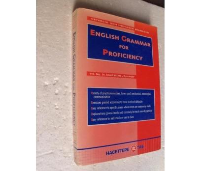 ENGLISH GRAMMAR FOR PROFICIENCY İsmail Boztaş, Ziy