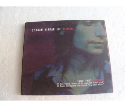 GÖKHAN KIRDAR keyf pleasure CD
