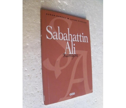 KAMYON Sabahattin Ali