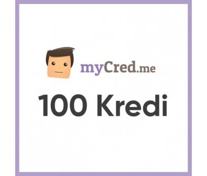 MyCred 100 Kredi