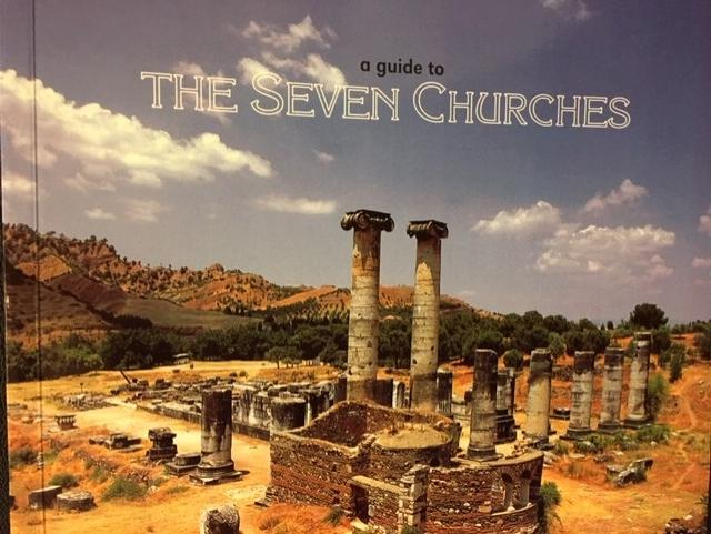 FATİH CİMOK A GUIDE TO THE SEVEN CHURCHES 1
