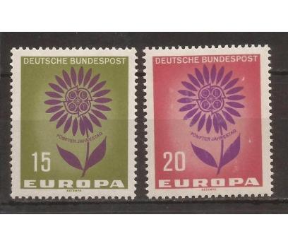 1964 Almanya Europa Cept Damgasız** 1 2x