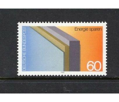 1982 Almanya Eneji Damgasız**