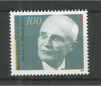 1991 Almanya Walter Eucken Damgasız**