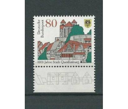 1994 Almanya Quedlinburg 1000. yılı Damgasız**