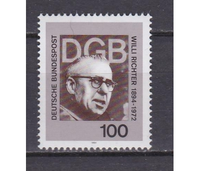 1994 Almanya Willi Richter Damgasız**